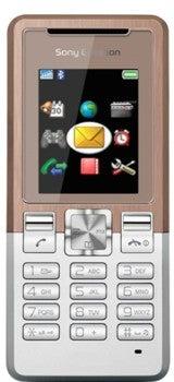 Sony T270i Datenblatt - Foto des Sony T270i