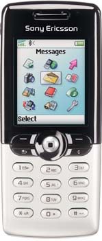 Sony T610 Datenblatt - Foto des Sony T610