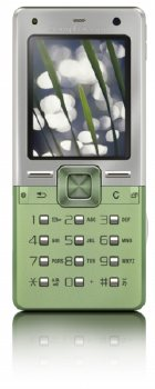 Sony T650i Datenblatt - Foto des Sony T650i