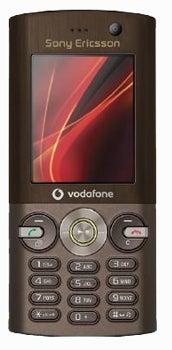 Sony V640i Datenblatt - Foto des Sony V640i