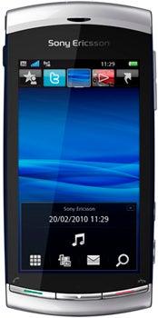 Sony Vivaz Pro Datenblatt - Foto des Sony Vivaz Pro