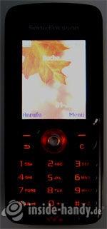 Sony Ericsson W200i: Beleuchtung