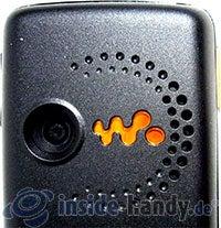 Sony Ericsson W200i: Kamera