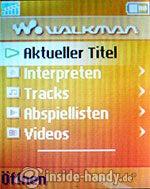 Sony Ericsson W200i: Walkman
