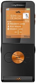 Sony W350i Datenblatt - Foto des Sony W350i