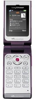 Sony W380i Datenblatt - Foto des Sony W380i