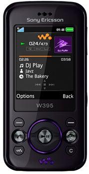 Sony W395 Datenblatt - Foto des Sony W395