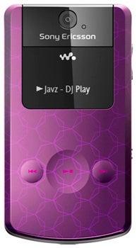 Sony W508 Datenblatt - Foto des Sony W508