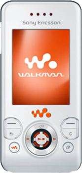 Sony W580i Datenblatt - Foto des Sony W580i