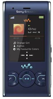 Sony W595 Datenblatt - Foto des Sony W595