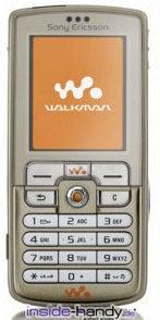 Sony W700i Datenblatt - Foto des Sony W700i