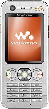 Sony W890i Datenblatt - Foto des Sony W890i