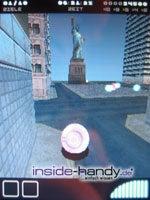 Sony Ericsson W900i - Arkarde Spiel
