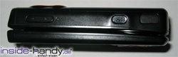 Sony Ericsson W900i - seitlich