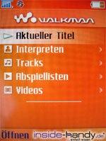 Sony Ericsson W900i - Walkman