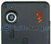 Sony Ericsson W910i: Kamera