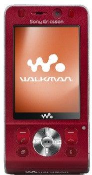 Sony W910i Datenblatt - Foto des Sony W910i