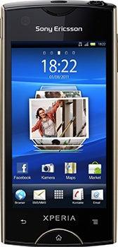 Sony Xperia ray Datenblatt - Foto des Sony Xperia ray