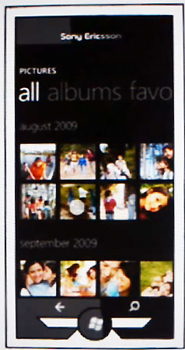 Sony Xperia X7 Mini Datenblatt - Foto des Sony Xperia X7 Mini