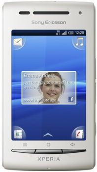 Sony Xperia X8 Datenblatt - Foto des Sony Xperia X8