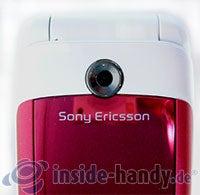 Sony Ericsson Z310i: Kamera