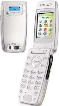 Sony Z600i Datenblatt - Foto des Sony Z600i