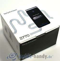 Sony Ericsson Z770i