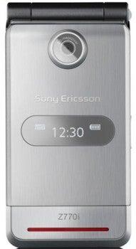 Sony Z770i Datenblatt - Foto des Sony Z770i