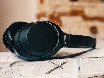 Sony WH-1000XM4: Top Kopfhörer mit ANC