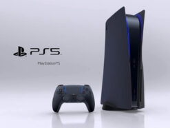 Sony PlayStation 5 in Schwarz