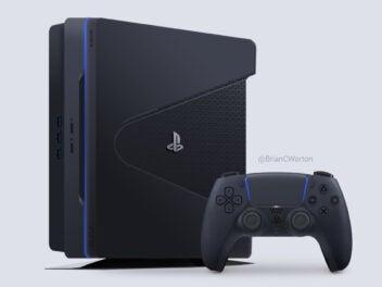 Sony PlayStation 5 Designkonzept