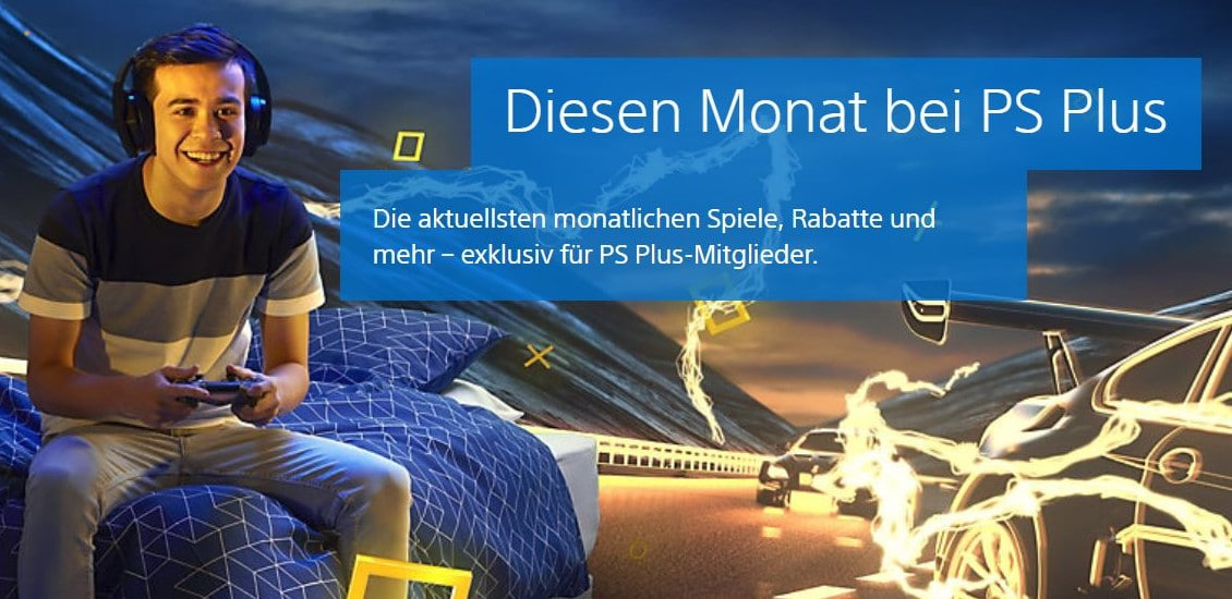 Sony PlayStation PS Plus