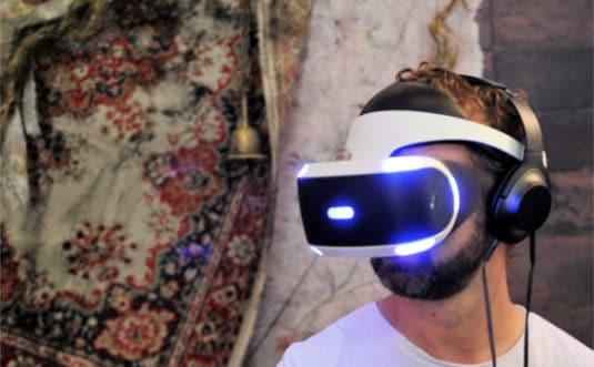 Sony PlayStation VR gamescom 2016