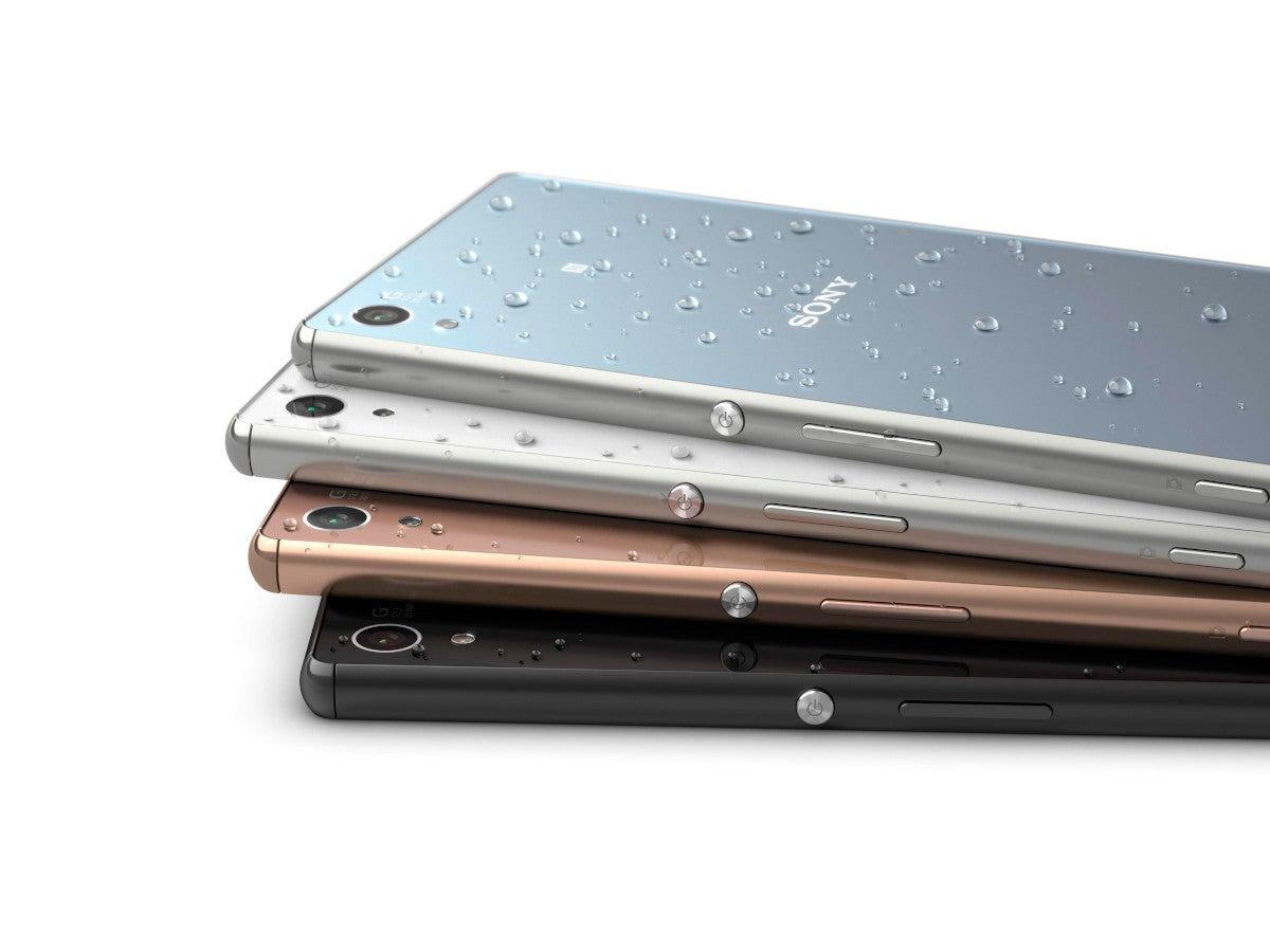 Smartphones von Sony