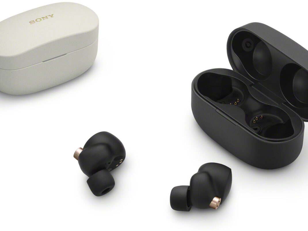 Die Sony WF-1000XM4 sind in den Farben Schwarz und Weiß im Handel erhältlich.