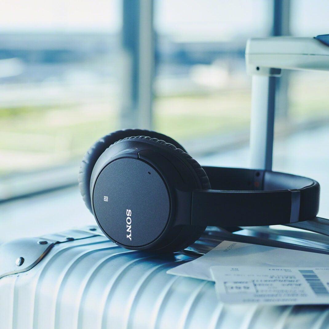 Sony WH-CH700N: Kopfhörer mit ANC für 80 Euro