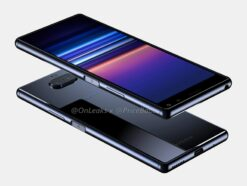 Sony Xperia 20 - Render