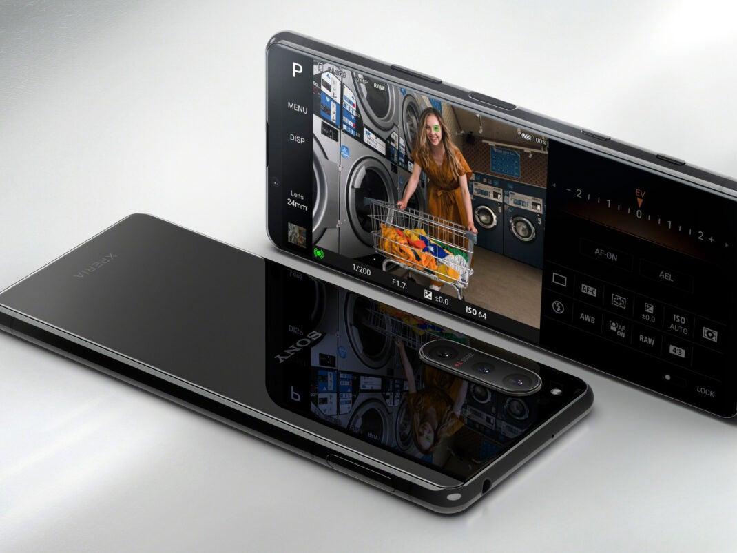 Sony Xperia 5 II: Die Kamera mit Augenautofokus