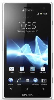 Sony Xperia acro S Datenblatt - Foto des Sony Xperia acro S