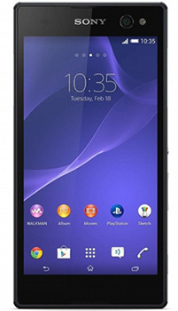 Sony Xperia C3 Datenblatt - Foto des Sony Xperia C3