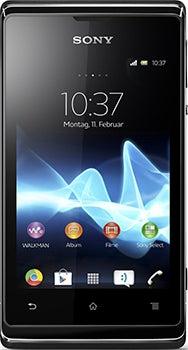 Sony Xperia E dual Datenblatt - Foto des Sony Xperia E dual