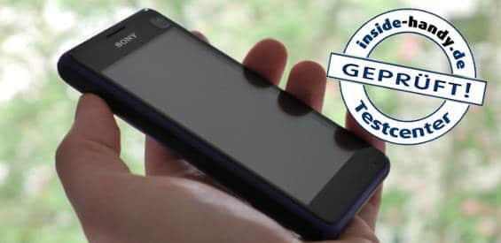 Sony Xperia E1 im Test