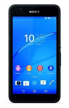 Sony Xperia E4G Datenblatt - Foto des Sony Xperia E4G