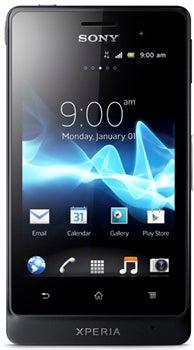 Sony Xperia go Datenblatt - Foto des Sony Xperia go