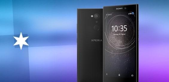 Sony Xperia L2 Groß