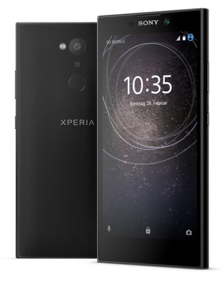 Sony Xperia L2 vorne hinten