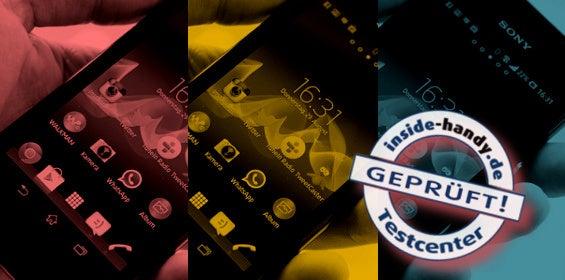 Sony Xperia M im Test