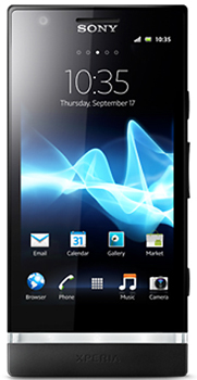 Sony Xperia P Datenblatt - Foto des Sony Xperia P