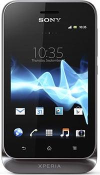 Sony Xperia tipo dual Datenblatt - Foto des Sony Xperia tipo dual