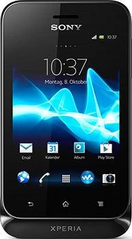 Sony Xperia tipo Datenblatt - Foto des Sony Xperia tipo